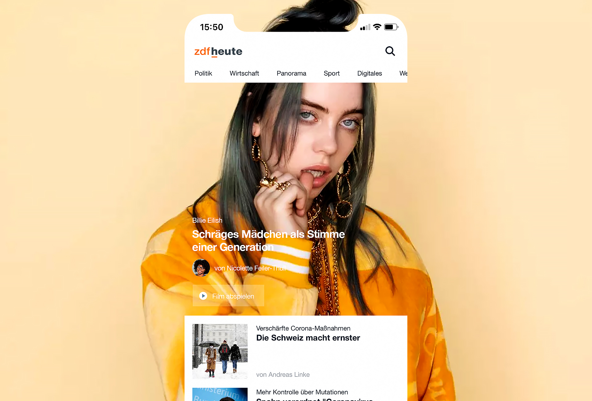 ZDFheute_App